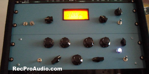 Build My Rack >> Pultec EQP1A Equalizer - Pro Audio Equipment DIY - DIY ...