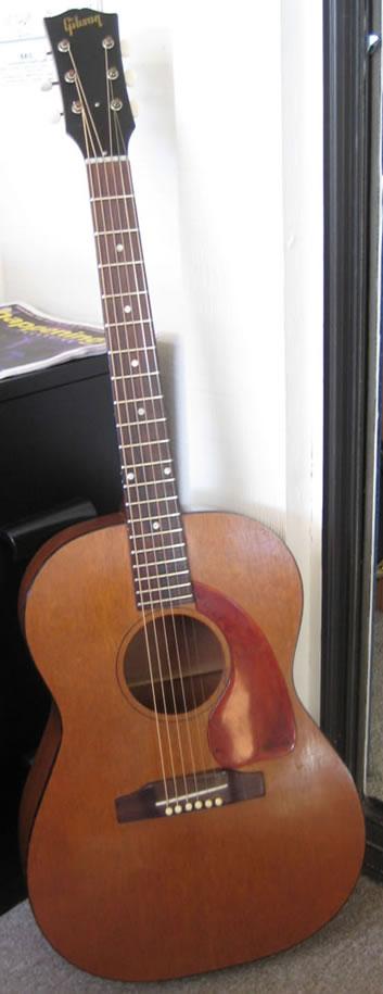 1963 Gibson LG-0
